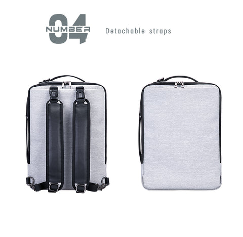 15.6 Daypack Travel Anti theft Backpack