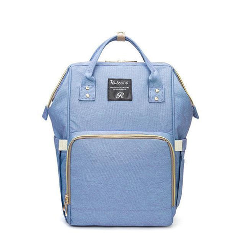 Baby Care Canvas Backpack