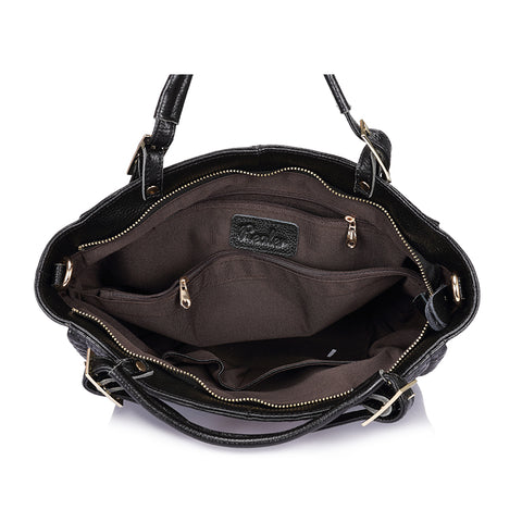 Luxury Royal Leather Handbag