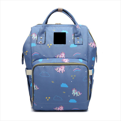 Large Breathable Nappy Diaper Bag