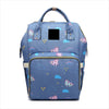 Image of Large Breathable Nappy Diaper Bag