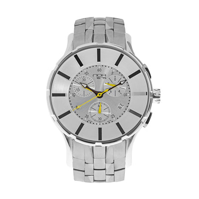 G Steel, Quartz Chronograph - Diameter 44mm - NOA Watch