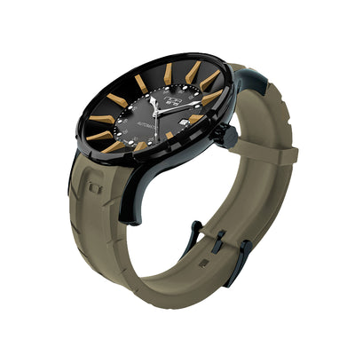 G-Automatic Lummi 004, Automatic Watch - Diameter 44mm - NOA Watch
