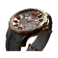Gold Plated Evolution, Quartz Chronograph - Diameter 44mm - NOA Watch