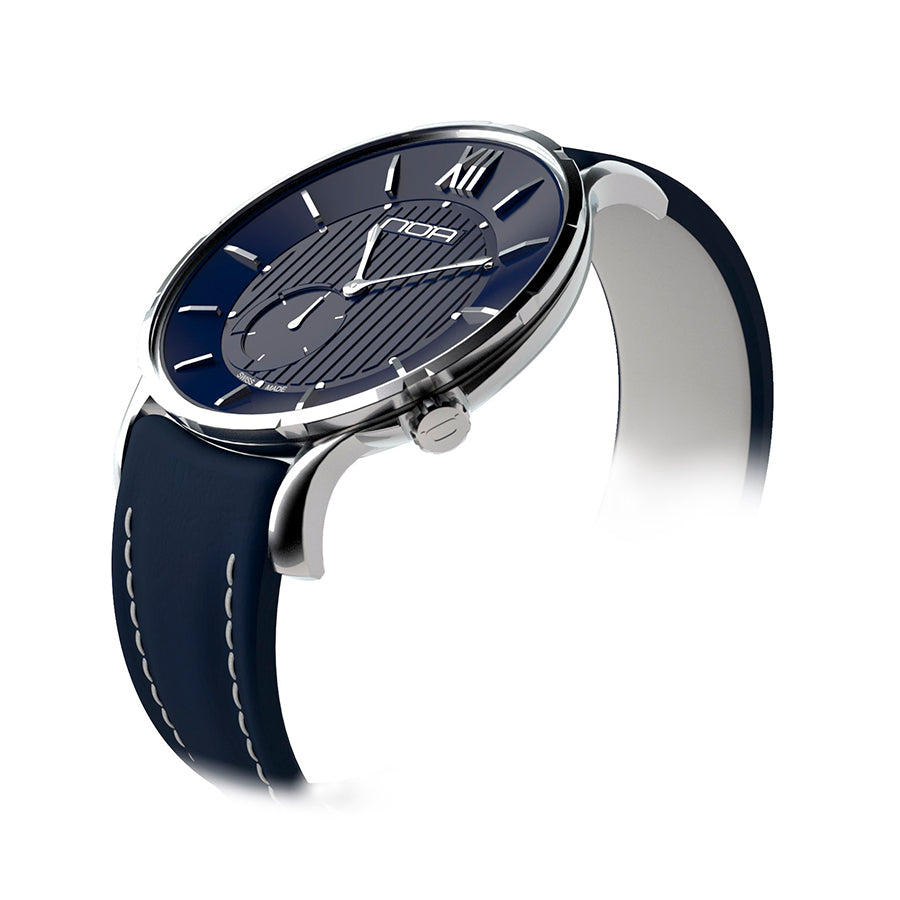 Slim Quartz, Quartz Watch - Diameter 44mm - NOA Watch