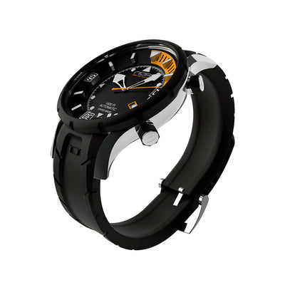 Scyllis 001, Automatic Watch - Diameter 45mm - NOA Watch