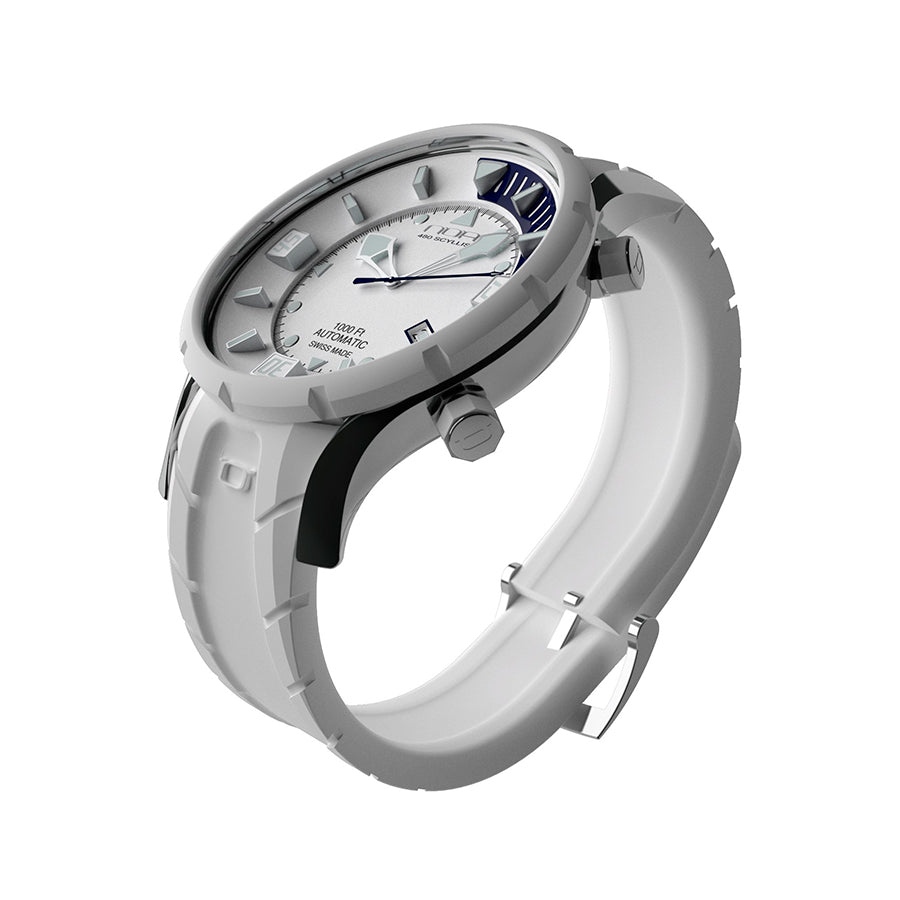 Scyllis 002, Automatic Watch - Diameter 45mm - NOA Watch