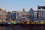 Amsterdam | Canal at day