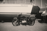 Noir Collection | Cafe Racer - 18x13cm Fine art print