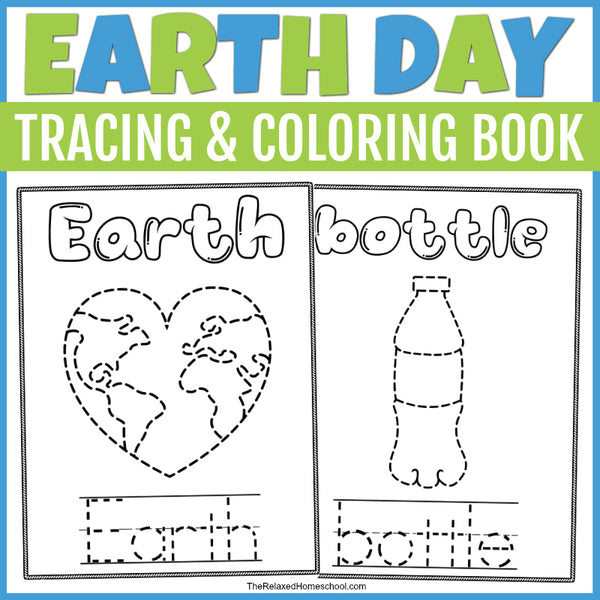 Earth Day Handwriting