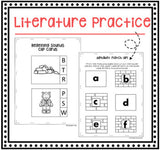 3 Little Pigs Preschool Theme Pack - Kindergarten