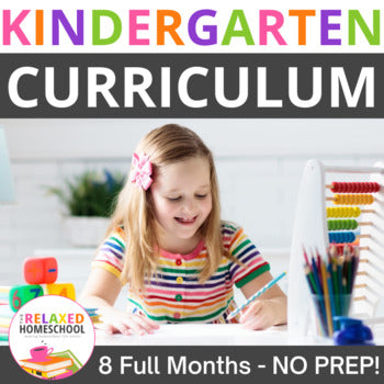 Kindergarten Curriculum