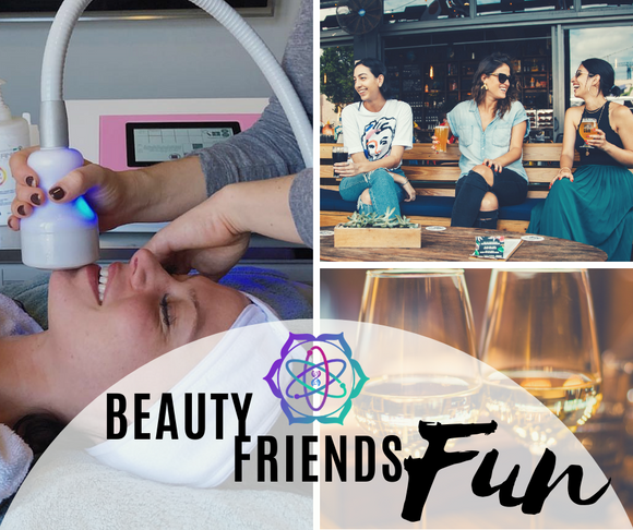 BFF PARTY - Beauty, Friends, and Fun