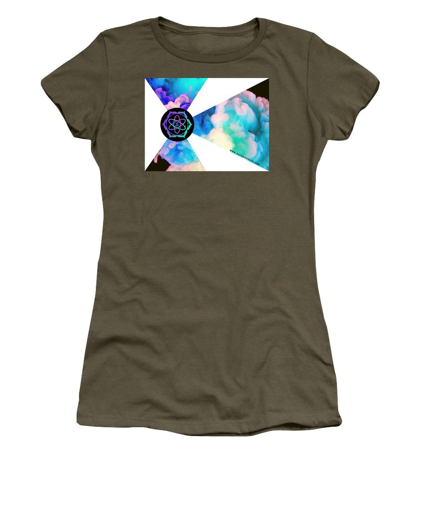 Satori Ict Flag - Women's T-Shirt