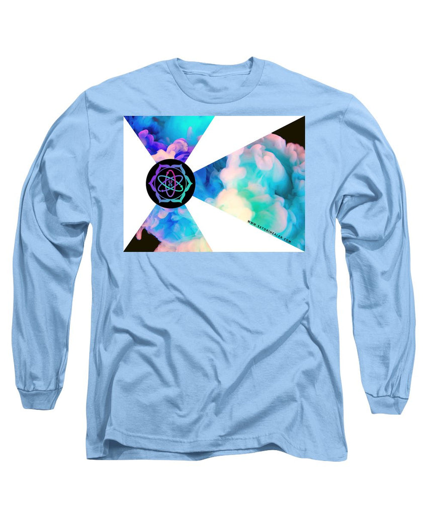 Satori Ict Flag - Long Sleeve T-Shirt
