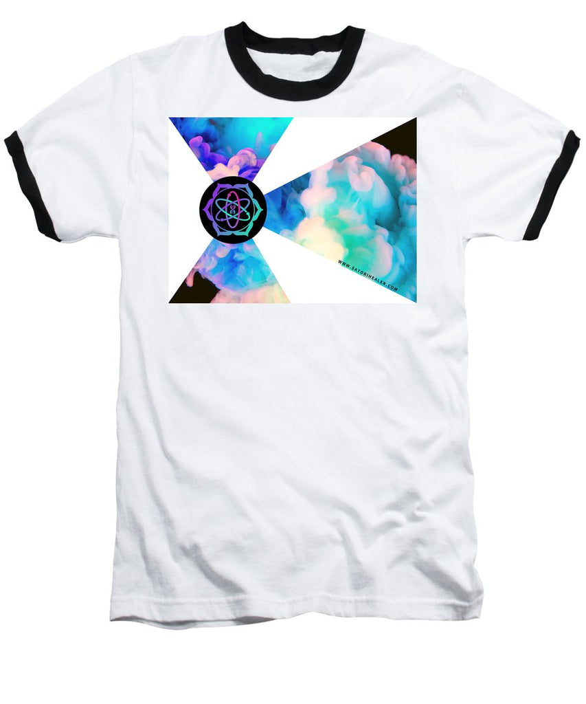 Satori Ict Flag - Baseball T-Shirt
