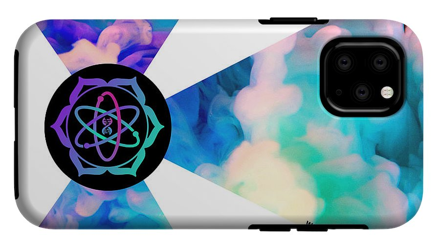 Satori Ict Flag - Phone Case