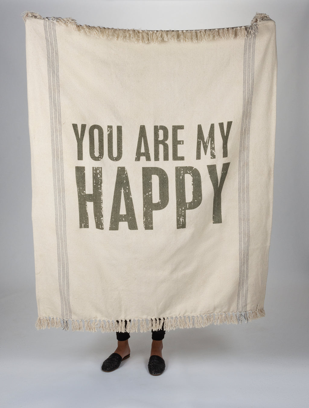You Are My Happy ... Throw