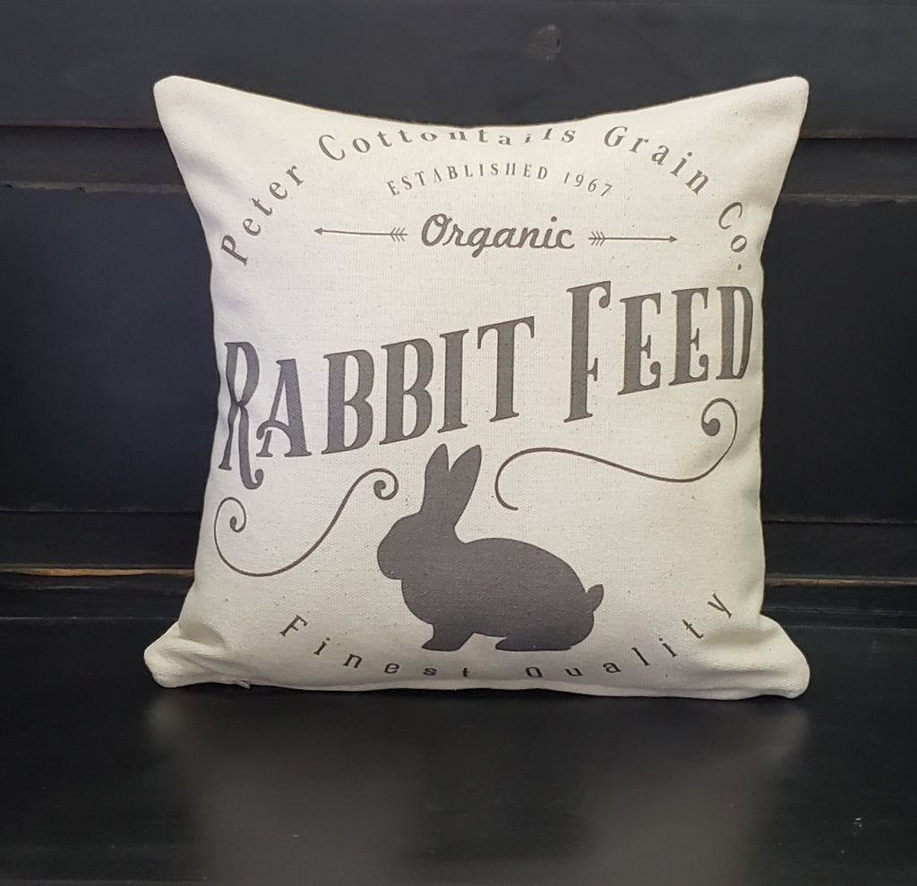 Easter Feed Pillow