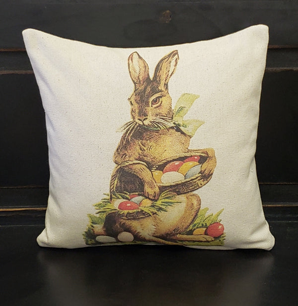 Easter Bunny Pillow