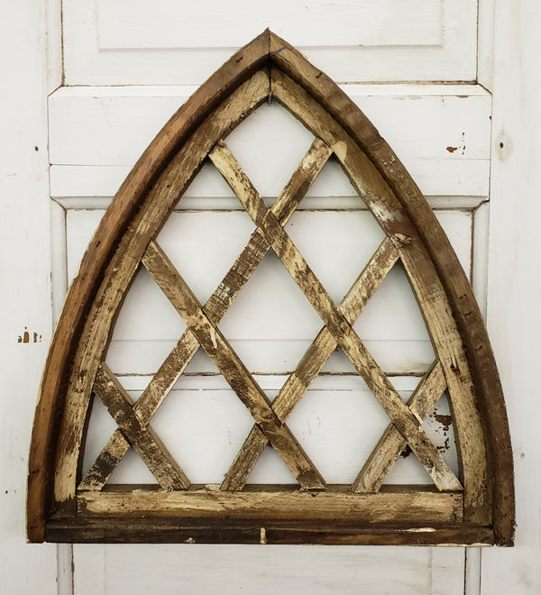 Brown Rustic Arches