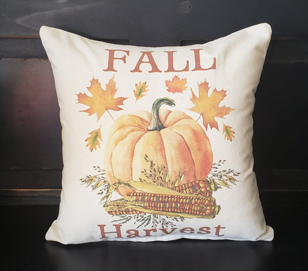 Fall Harvest  16x16 Cover