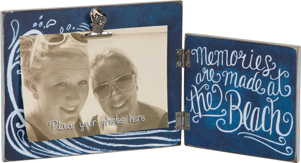 Memories Are Made at Beach Frame