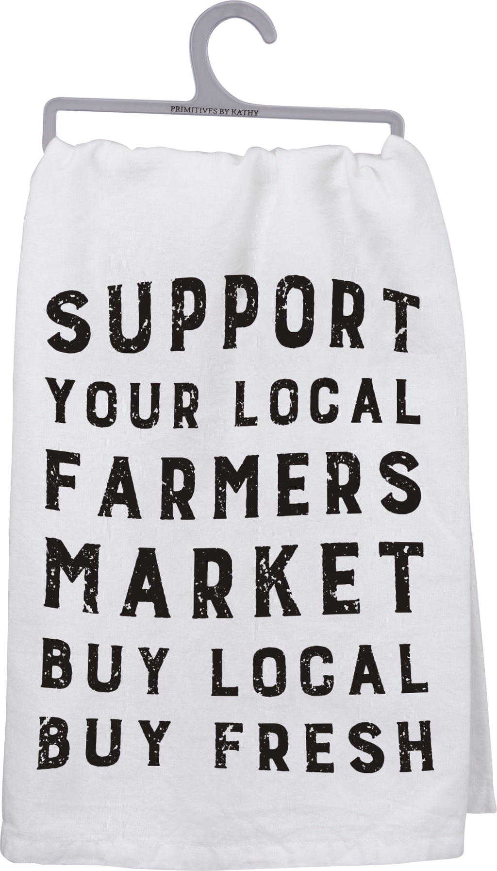 Support Local Farmers Towel