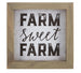 Farm Sweet Farm Sign