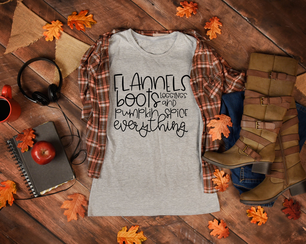 Flannels & Boots TShirt