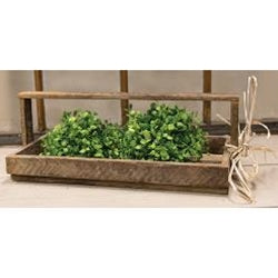 Lath Flower Tray