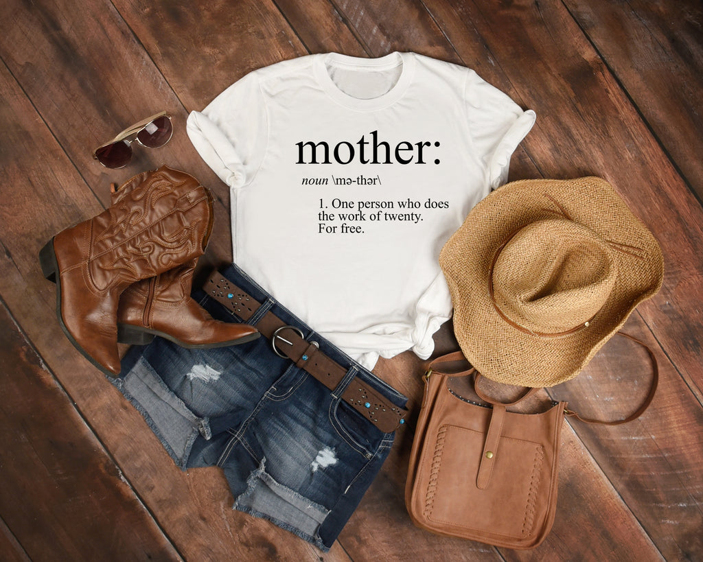 Mother Definition TShirt