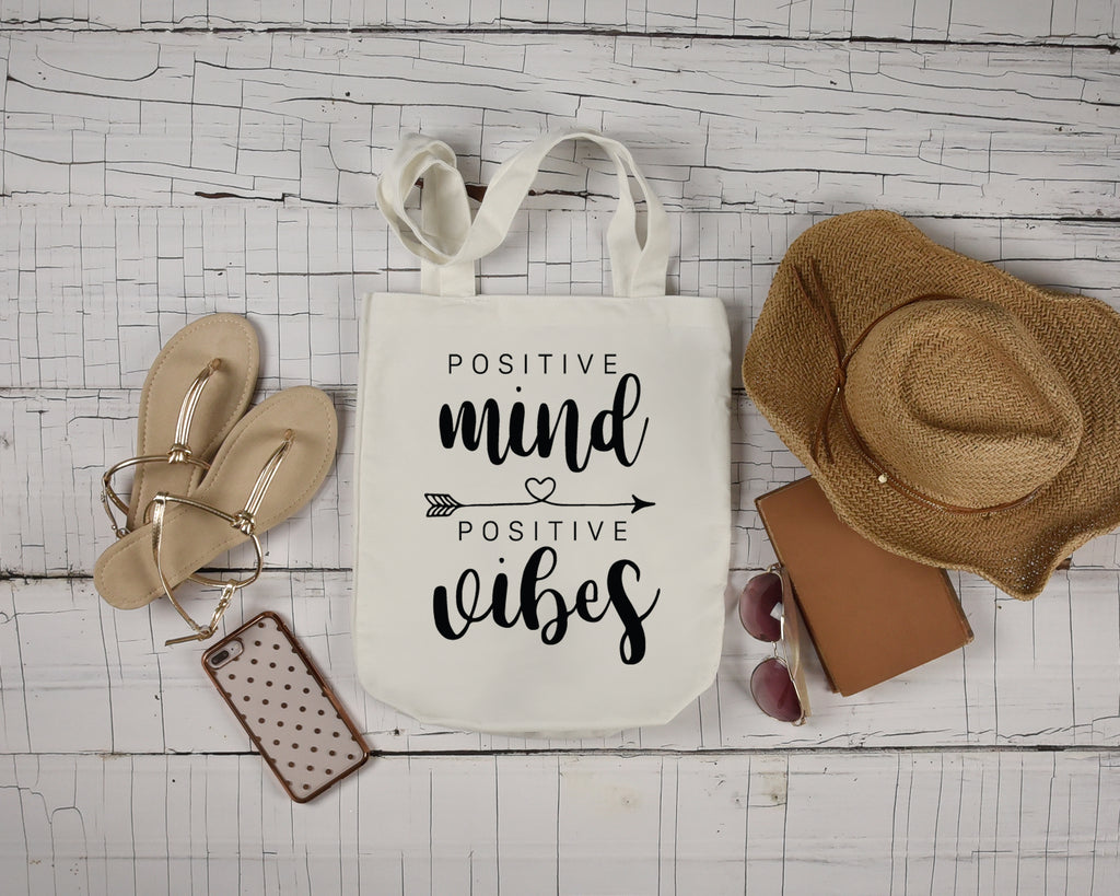 Positive Mind Tote