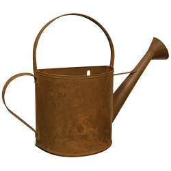 Rusty Wall Watering Can