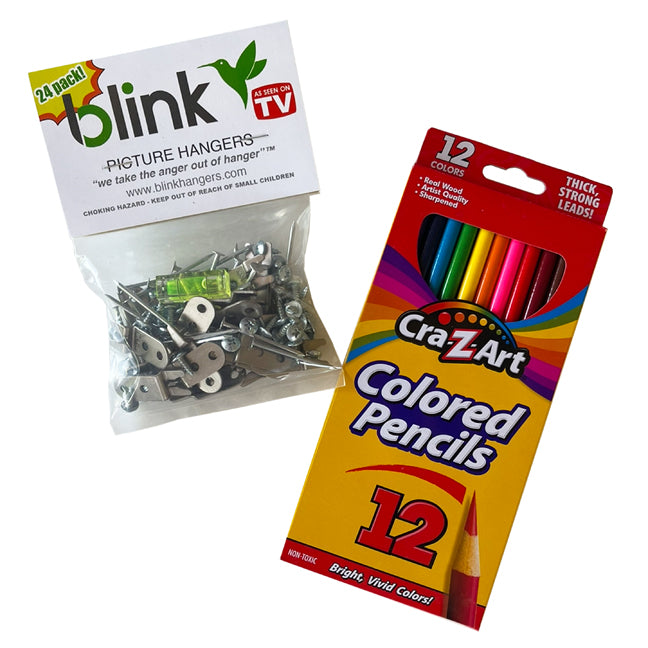 Blink Colored Pencils Artist Special