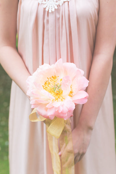 WOODLAND SUMMER WEDDING