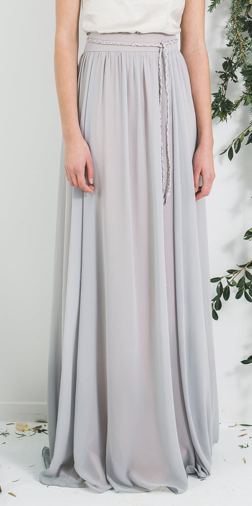 Chiffon Bridesmaid Skirt