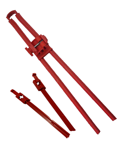 2 Stick Stands (with 2 Free Extension Accessory Kits)