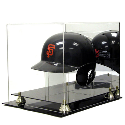Baseball Helmet Display Cases