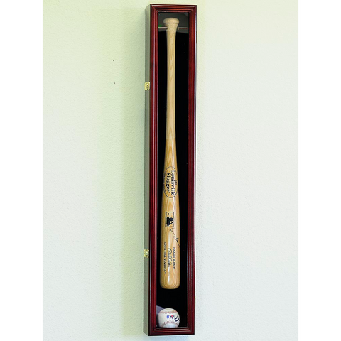 Baseball Bat and Ball Wall Mount