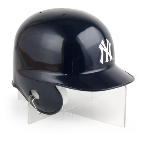 Mini Baseball Helmet Display Stand