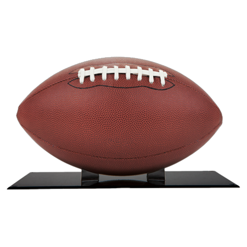 Black Cradle Base Football Holder