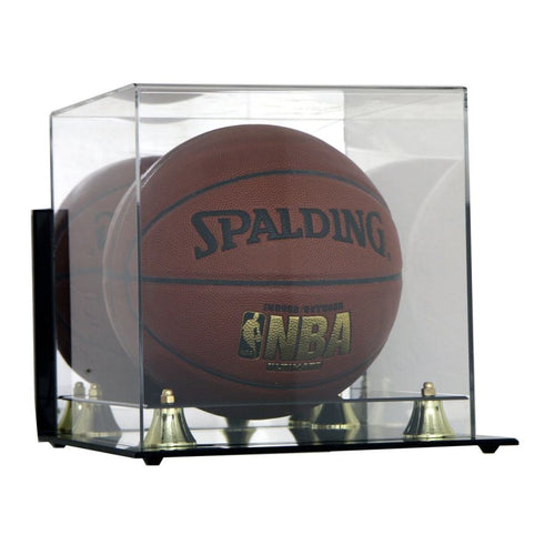 Basketball Premium Display Case Wall Mountable Saf-T-Gard High Margin