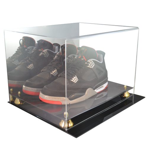 Double Shoe Display Case Size 22 Shoes