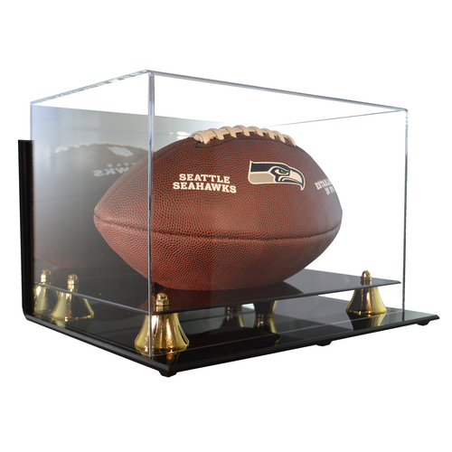 Football Premium Display Case Wall Mountable
