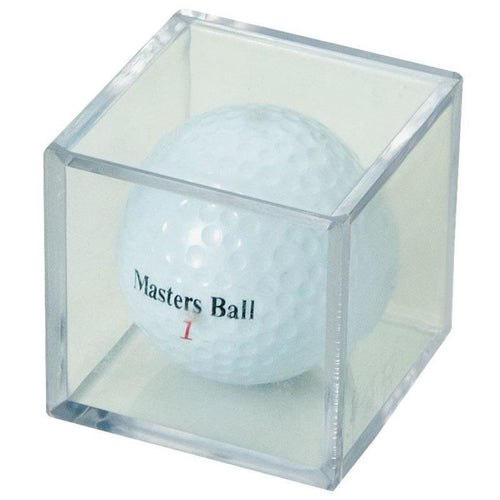 Golf Ball Clear Holder - 6 Pack Golf