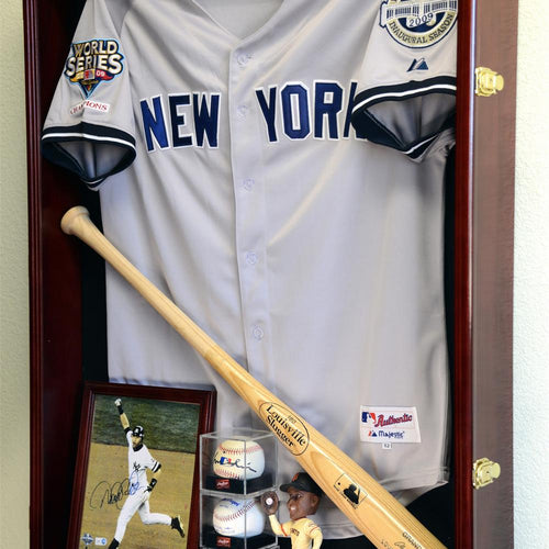 Jersey Display Cases   Huge Selection   Free Shipping   UV ...