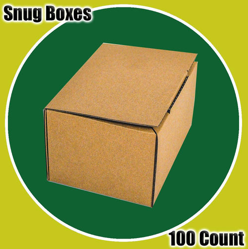 Funko Pop Cardboard Snug Boxes 100 - Count