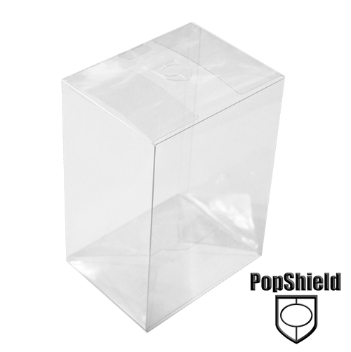Funko Pop Standard Box Pop Shield Protectors 1200-Count