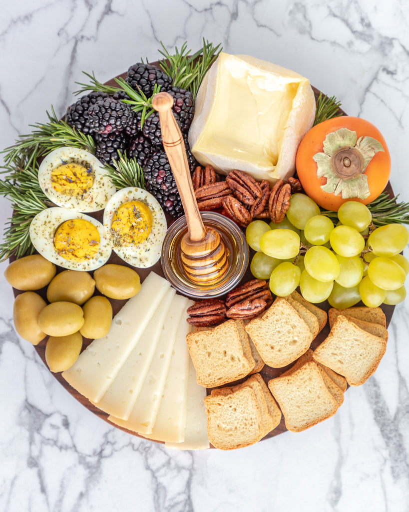 Our Favorite Small Honey Cheese Boards